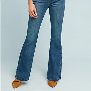 Anthropologie - Pilcro High-Rise Bootcut Jeans